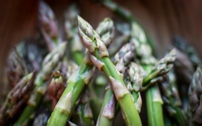 Kaip močiučių auginti smidrai gali pavirsti gurmaniškais šparagais