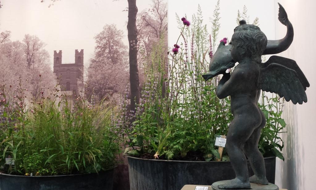 Garden style dizaino konkursas