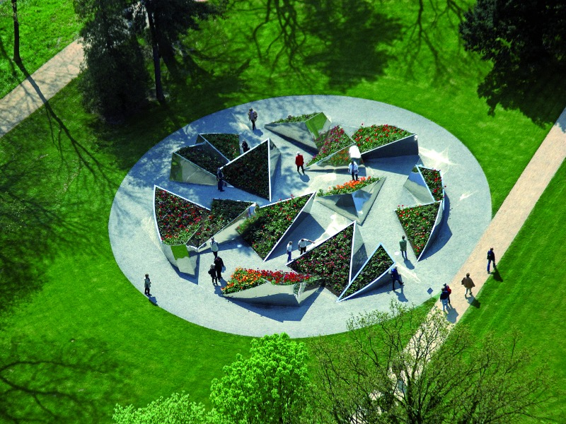 State Garden Show 2004, Wolfsburg